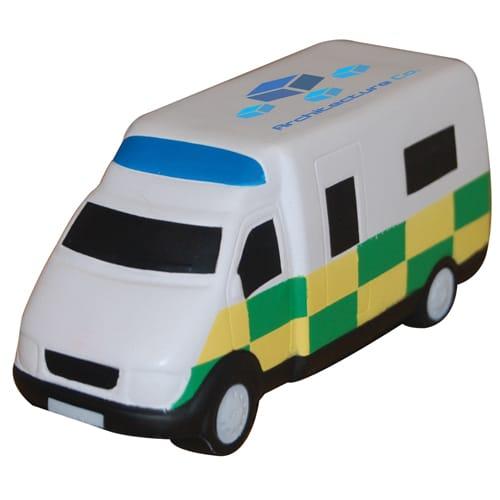 Emergency Vehicle Stress Balls