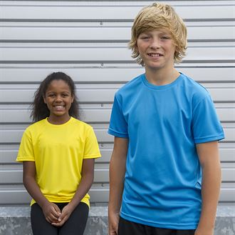 Children's Performance T-Shirts