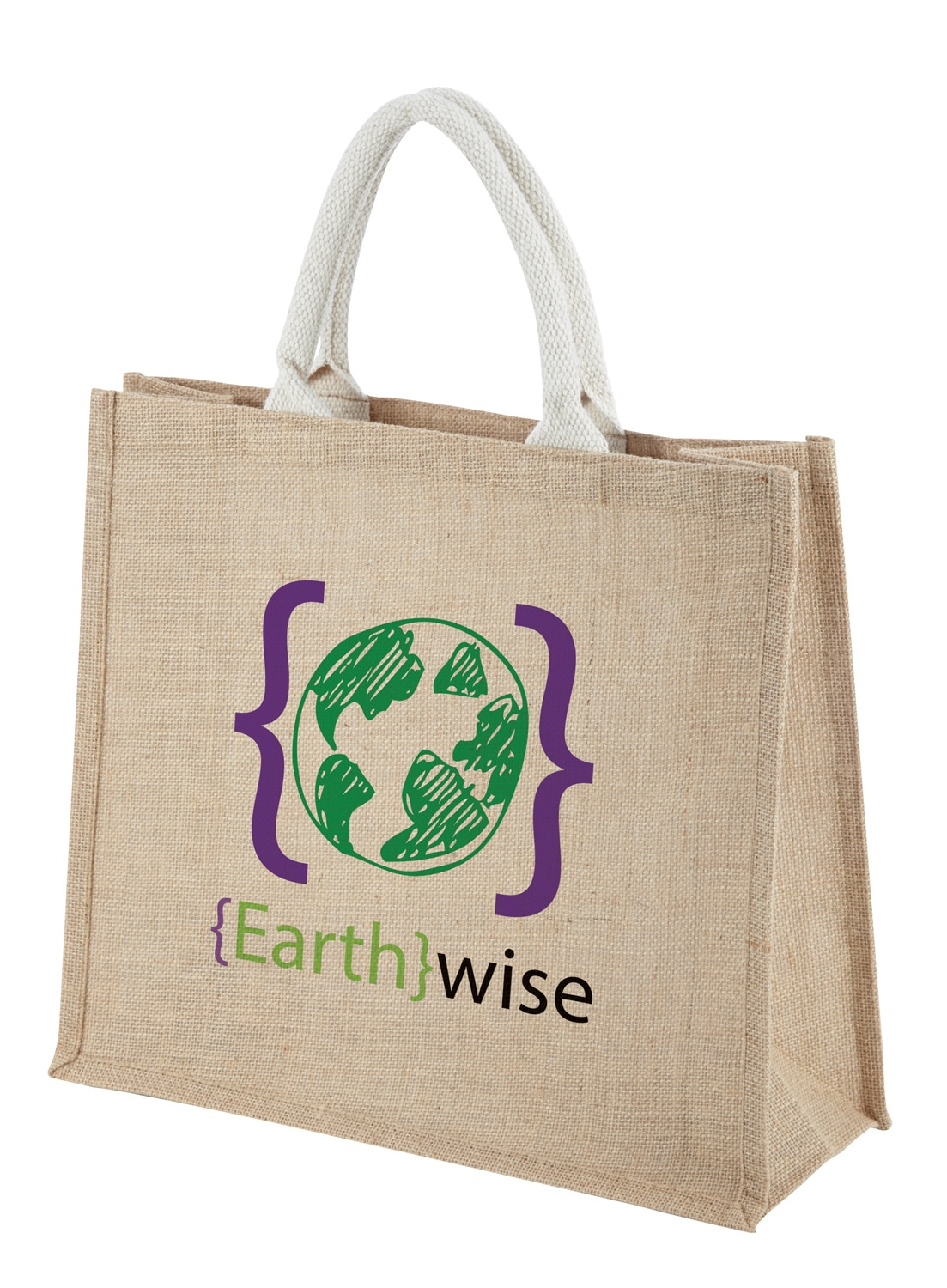 Promotional Jute Bags for Life