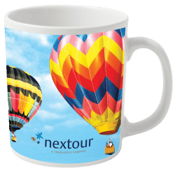 Dye-Sublimation Promotional Mugs | Full Colour Printed