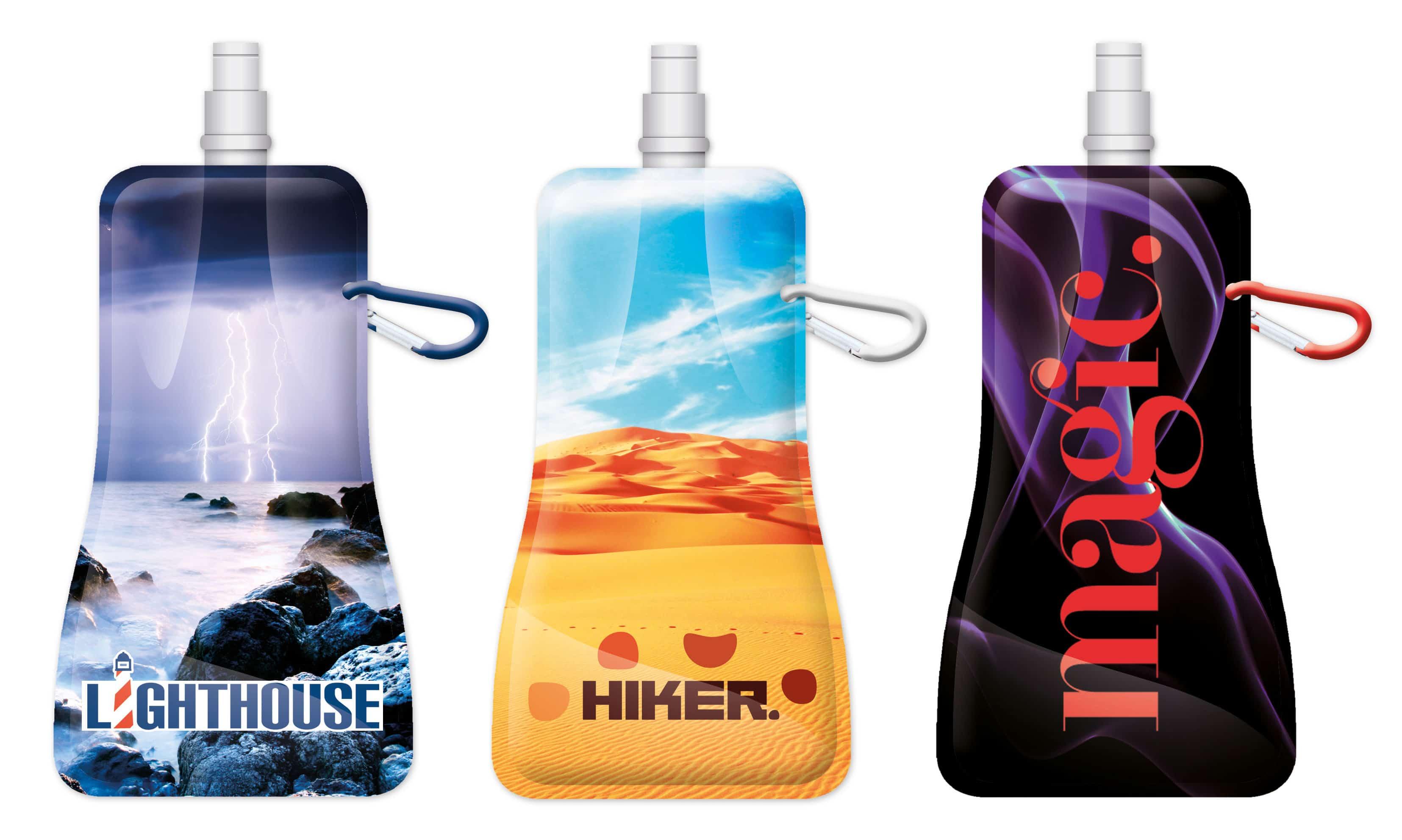 Folding Water Bottles