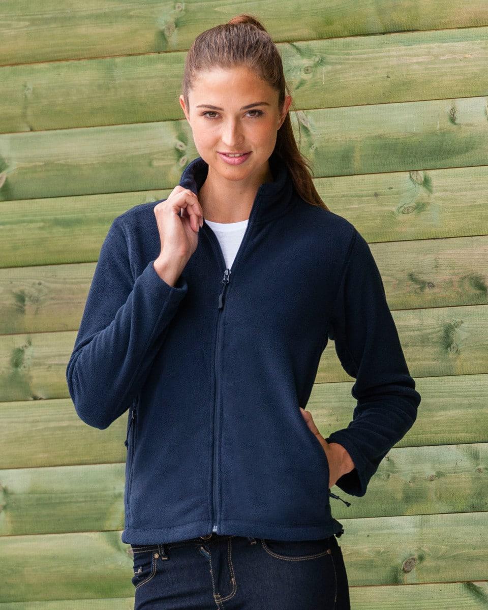 Ladies' Full Zip Fleeces