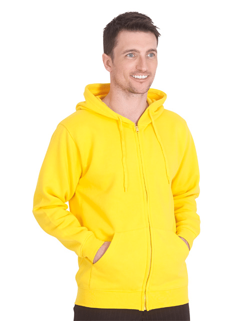 Men's Zipped Hoodies